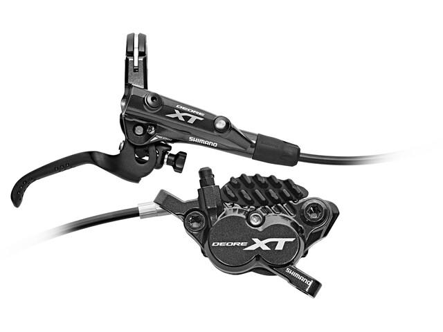 Shimano XT M8020 Skivebremse baghjul, black